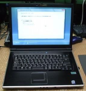 CADノートパソコン