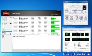 AMD PhenomⅡ x4 960Tをオーバークロック