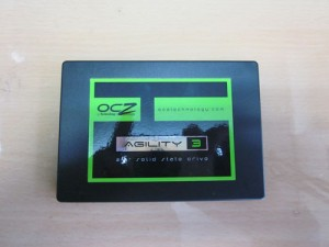 SATA3 SSD 128GB XPにAHCIモードでインストール