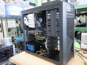 CADパソコンをSSDで高速化