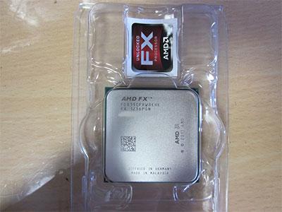 AMD CPU FX-8350の実力は?